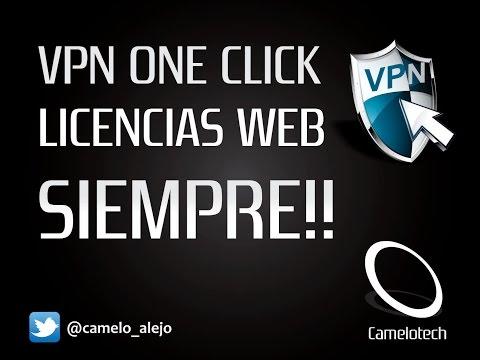 VPN One Click Licenciado SIEMPRE!