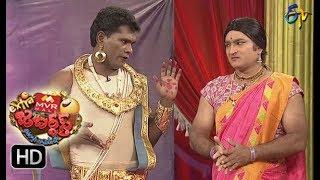 Chammak Chandra Performance | Extra Jabardasth | 24th November 2017 | ETV Telugu
