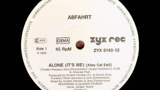 Alone it