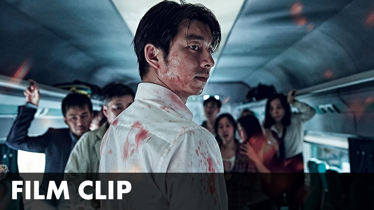 TRAIN TO BUSAN – Zombies on Train Clip