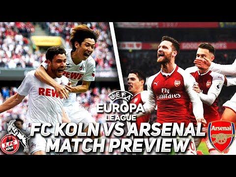 Köln vs Arsenal LIVE Match Preview | 💥AFTV Young Gunz💥