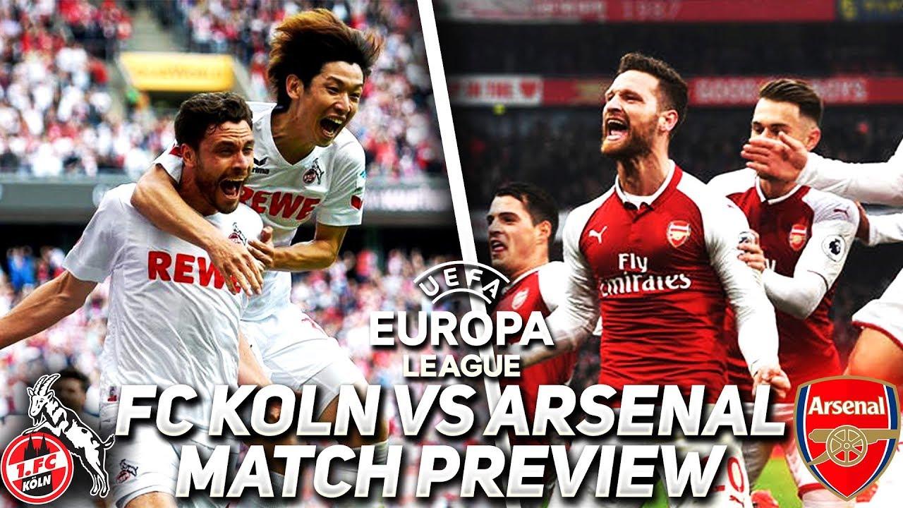 Arsenal Köln Live