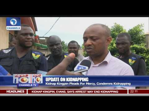 Update On Kidnapping: Evans Leads Police To Detention Camps In Lagos