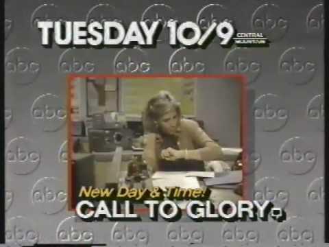 MaccGruder And Loud Call To Glory Street Hawk & Matt Houston 1985 ABC Promo