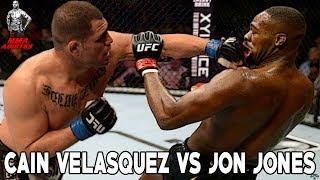 CAIN VELASQUEZ VS JON JONES   LA PELEA SOÑADA   MMA ADICTOS