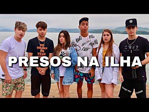 48 HORAS PRESOS EM UMA ILHA DESERTA! (ft. Maria Venture, Irmãos Berti, Sofia Santino...)
