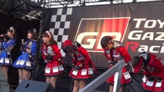 team8 TOYOTA GAZOO RACINGPARK in 鈴鹿 谷川聖 吉川七瀬 早坂つむぎ 小...