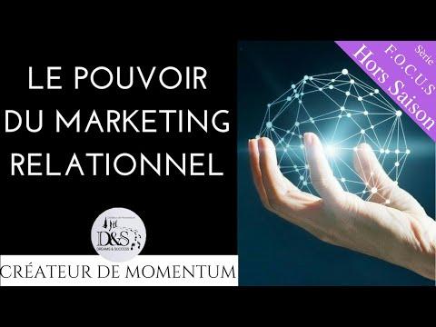 Le pouvoir du marketing relationnel