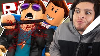 Ich BECOME A ROBLOX KILLER!!