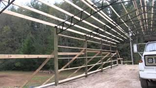 Steel Truss Pole Barn Kits (best Prices)
