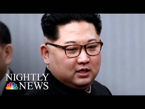 Kim Jong Un's Former Teacher Gives Rare Look Inside His Past | NBC Nightly News