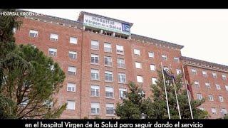PSOE pide en un video a PP no hacer política con hospital de Toledo