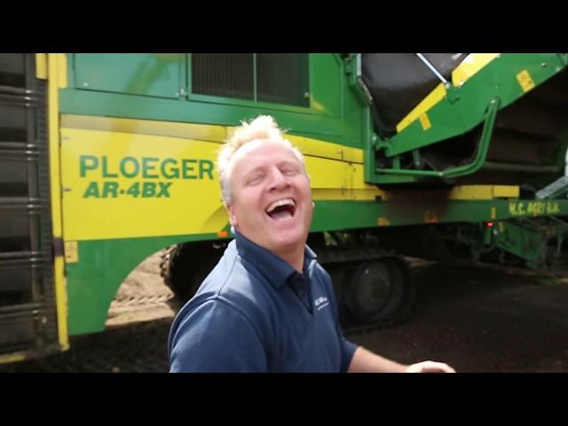 Wortelrooier Reinder Poelman kan geen Parijs worteltje meer zien - Bie de Boer (41)