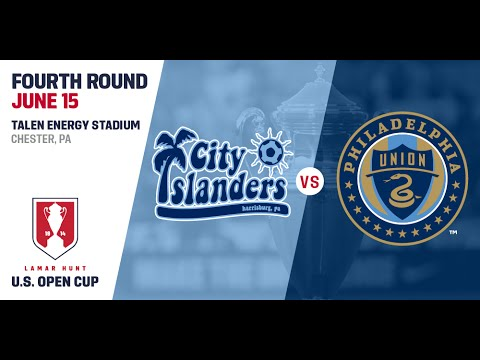 2016 U.S. Open Cup - Fourth Round: Philadelphia Union vs. Harrisburg City Islanders