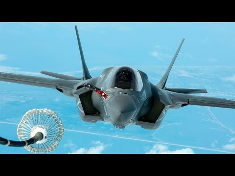 F-35s Cross The Atlantic Ready for UK Show Debuts – AINtv