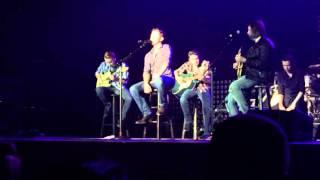 Scotty McCreery 2/13/16 'Five More Minutes' Zanesville,OH