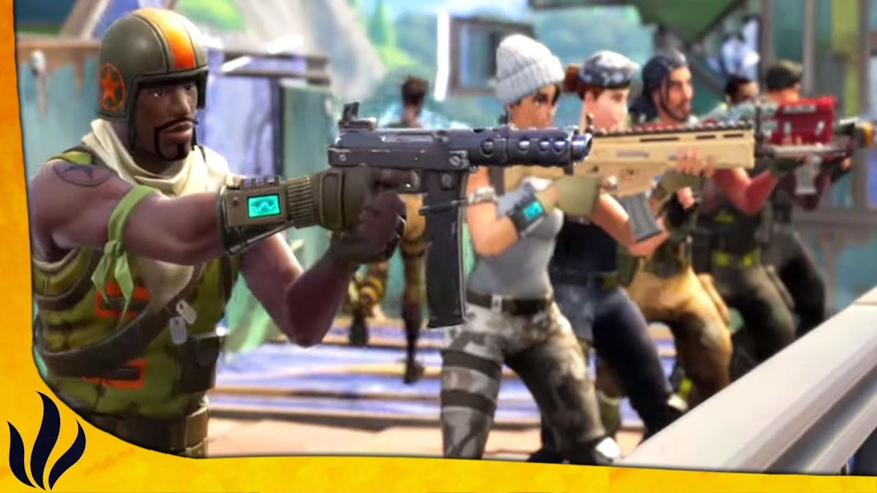 how to get better at combat in fortnite