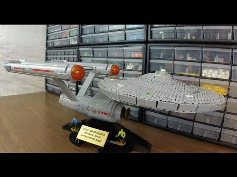 Review of USS Enterprise NCC-1701