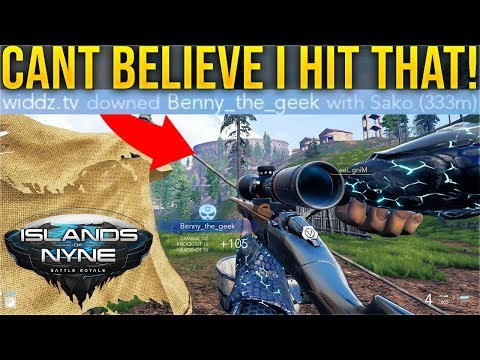 I CANT BELIEVE I HIT THAT! Islands of Nyne highlights