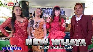 Download Video Live Streaming CS WIJAYA Intertainment // Pernikahan RIO & NURJANAH Ngelo,Mojo // JK Bedug Make Up MP3 3GP MP4
