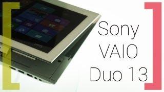 Знакомство с Sony VAIO Duo 13(, 2013-06-05T12:16:04.000Z)