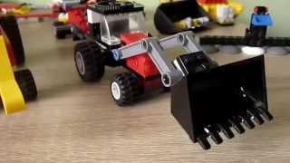 LEGO traktory i maszyny rolnicze II