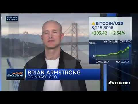 Coinbase CEO Brian Armstrong Confirms- That Ripple XRP & other Cryptocurrencies will be Added in2018