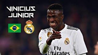 Vinicius Jr 2019 - Next Generation - Crazy Skills Show - Real Madrid