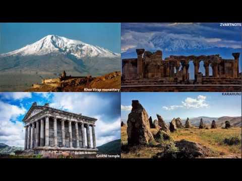 armenia sights video