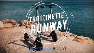 Trottinette Electrique Runway - Wegoboard