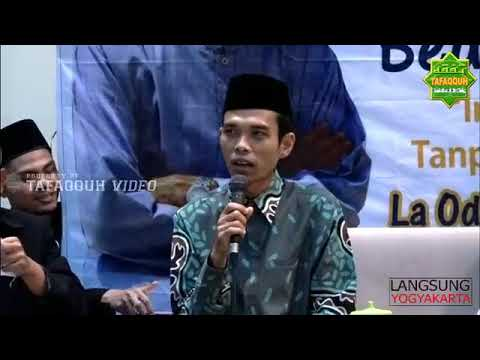 Live Streaming Ustadz Abdul Somad Masjid Ulil Albab UII Jogjakarta - Universitas Islam Indonesia