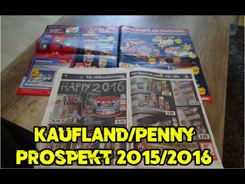 kaufland penny feuerwerk prospekt 2015 2016 kaufberatung youtube. Black Bedroom Furniture Sets. Home Design Ideas