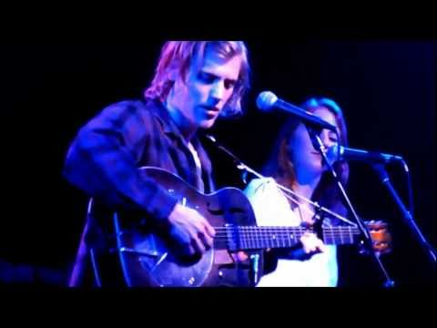 Johnny Flynn & Sussex Wit ~ Brown Trout Blues ~ San Francisco ~ 17 May 2011