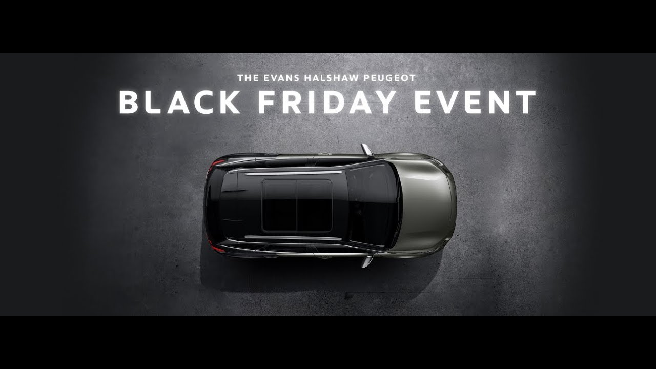 peugeot black friday car deals 2017 youtube. Black Bedroom Furniture Sets. Home Design Ideas