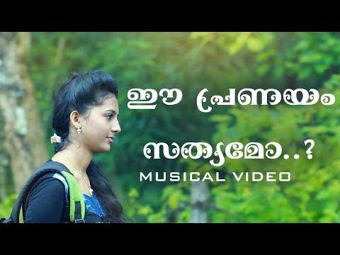 Mele Vinnil malayalam Album Song   Love & Love   Musical Album   M Sha