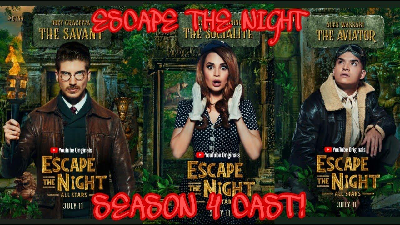 Summary -> Escape The Night Season 4 Free - www stargate