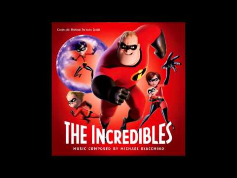 The Incredibles (Soundtrack) - Adventure Calling