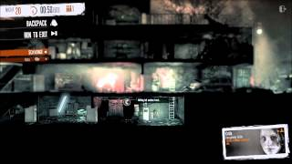 This War of Mine 1.30 Old Town Gameplay