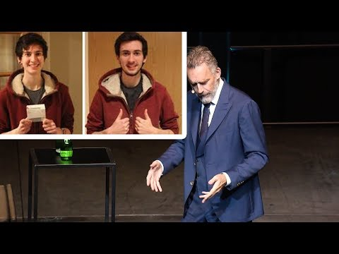 If Gender is a construct why take hormones  - Jordan Peterson