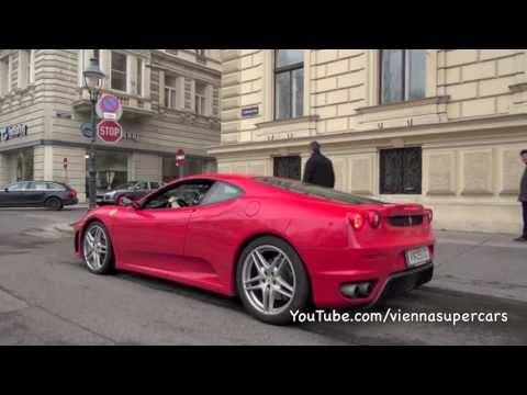 Ferrari F430 w/ CHALLENGE RACE Exhaust - BRUTAL SOUND!!