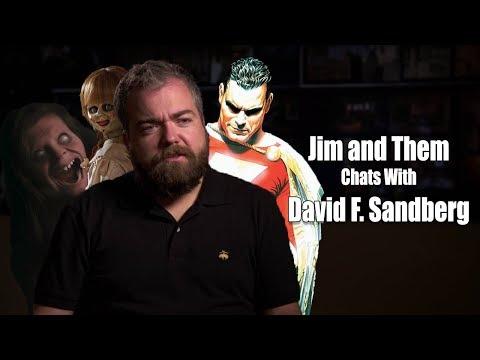David F. Sandberg On Annabelle: Creation, Shazam, Red Letter Media And More