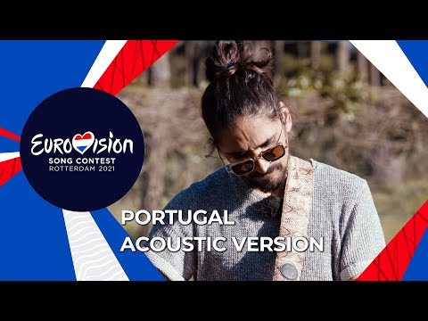 The Black Mamba - Love Is On My Side  - Portugal ?? - Acoustic Version - Eurovision 2021