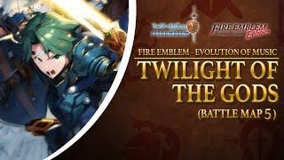 The Evolution of Twilight of the Gods {Gaiden • 25th Anniv • SoV • Warriors • Flower of Enchantment}