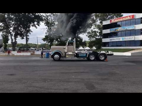 40th annual US diesel truckin nationals - raceway park englishtown nj 9/17/2016
