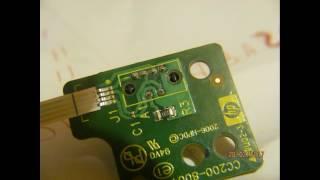 3D принтер на Arduino своими руками из старого принтера HP