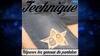 QUel parent n'a jamais eu à faire face à des genoux de pantalon déchiré... les enfants, ca bouge et ça joue c'est bien connu, et les vêtements font souvent face ...