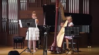 Ева Баркова и Майя Браун. Буратино и Мальвина. Eva Barkova And Maya Brown. Buratino And Malvina