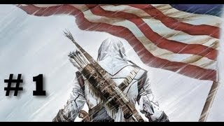 Assassin's Creed 3 HD Playthrough part 1