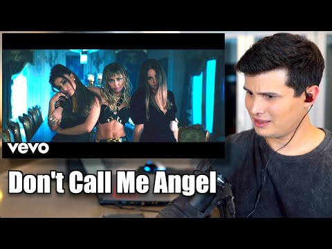 Vocal Coach Reacts to Don't Call Me Angel – Ariana Grande, Miley Cyrus, Lana Del Rey