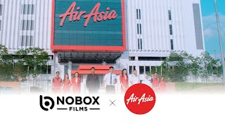 Nobox Films AirAsia LCC Corporate Video english with sub